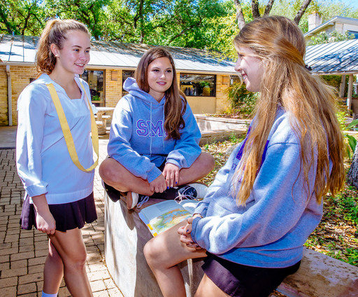 Upper School Finds More Balance