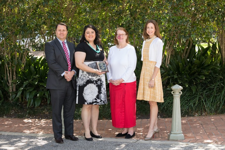 Dynamic Saint Mary's Hall Teachers Win Science Awards
