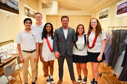 Saint Mary's Hall Kelso Speaker Series Welcomes Veteran, Dancer, and TV Celebrity Noah Galloway