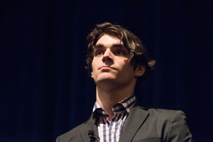 Actor and Activist RJ Mitte