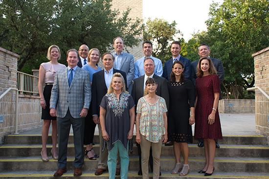 Board of Trustees 2018-2019